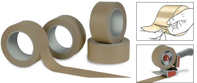 abbastanza Nastri adesivi in carta kraft - BARBERO PIETRO SPA - Tecnologia  TK76